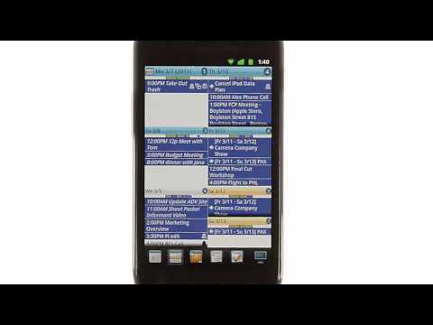 Pocket Informant for Android 1.0