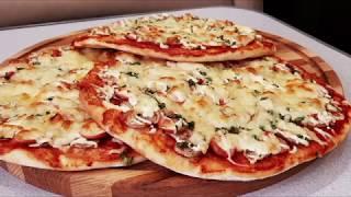 Самое любимое тесто для самой нежной пиццы Pizza dough