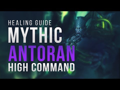 [Legion] Mythic Antoran High Command