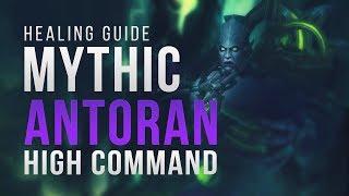 [Legion] Mythic Antoran High Command
