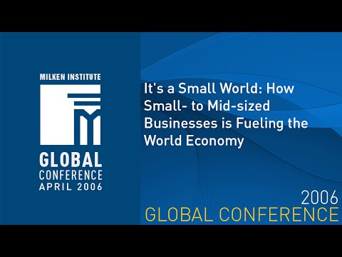It's a Small World: How Small- to Mid-sized Businesses is Fueling the World Economy