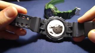 GShock - Real VS Fake - Disassembly