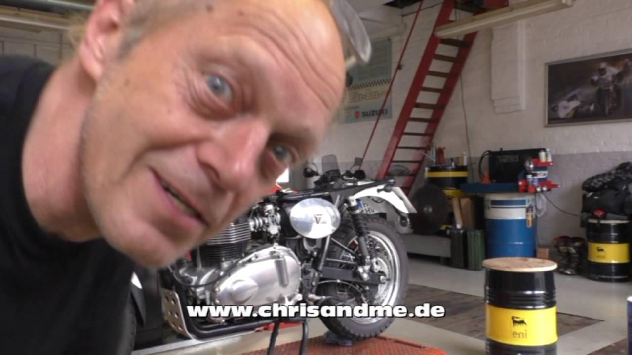 Triumph Inspektion Chris Me Musik Youtube