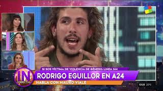 Rodrigo Eguillor con Mauro Viale en #A24: