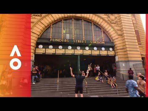 Visit Melbourne with Henri Leconte | Australian Open 2018