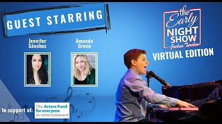S5 Ep14 Long and Winding Road, Broadway star Jennifer Sánchez performs, Amanda Green sings
