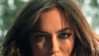 Irina Shayk advertising clip  Ирина Шейк  рекламный клип