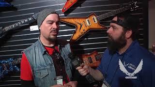 NAMM 2018 Dean Guitars-Interview with Craig Locicero