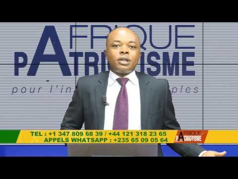 AFRIQUE PATRIOTISME DU 21 05 2017