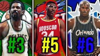 Ranking the All Time BEST Center From EVERY NBA Team