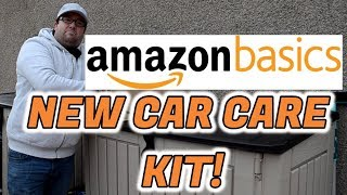The AmazonBasics Auto Care Kit - Any Good?