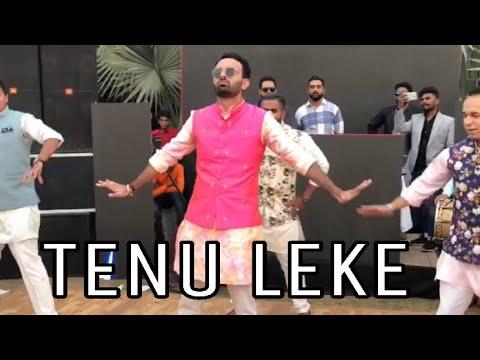 Tenu Leke  Groom And Friends  Salaam E Ishq   Wedding Dance  Bollywood  Bolly Garage