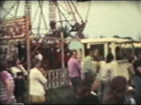 Hayling Carnival Fun Fair. 1975