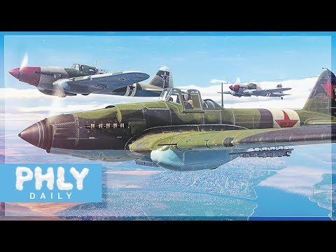 FLYING TANK | IL-2 Formation Ground Striking (War Thunder Planes)