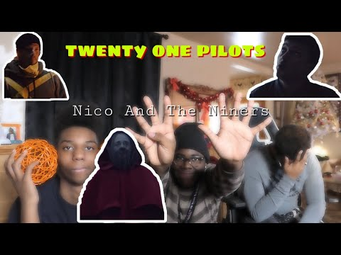 twenty one pilots: Nico and The Niners [Official Video] REACTIONS❗️