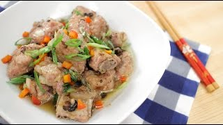 Dim Sum Spare Ribs w/ Black Beans Recipe | Asian Recipes