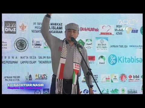 Pemberangkatan Kapal Kemanusiaan Untuk PAlestina | KH. Bachtiar Nasir