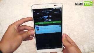 รีวิวแกะกล่อง Huawei MediaPad X1 7.0 แท็บเล็ตโทรได้ ดีไซน์งามๆอีกหนึ่งรุ่น