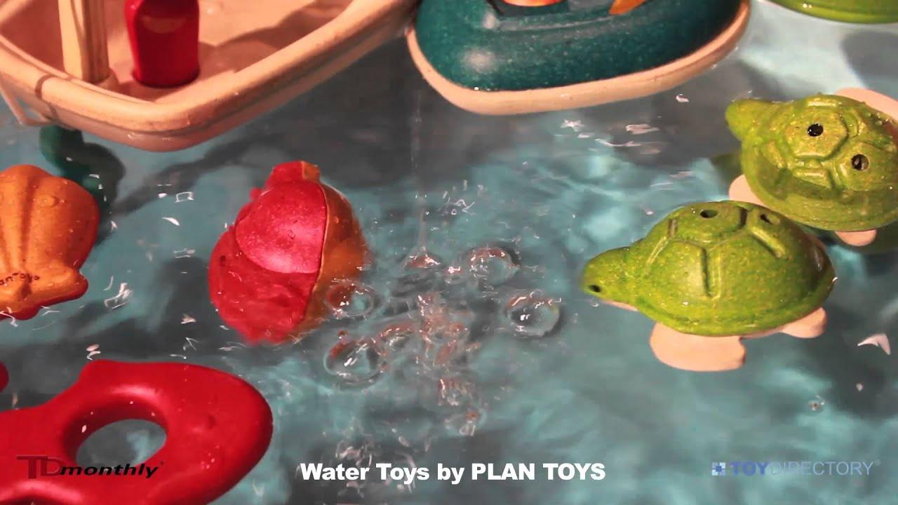 PLAN TOYS Water Toys