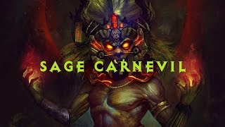 [D3 RoS 2.3] Sage Carnevil! WD build for Death