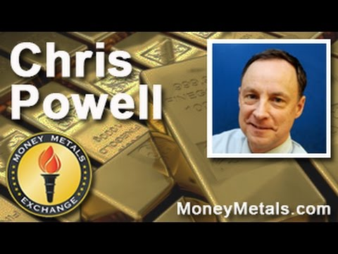 Money Metals Exchange Interview with Chris Powell of the Gold Anti-Trust Action Committee (GATA)