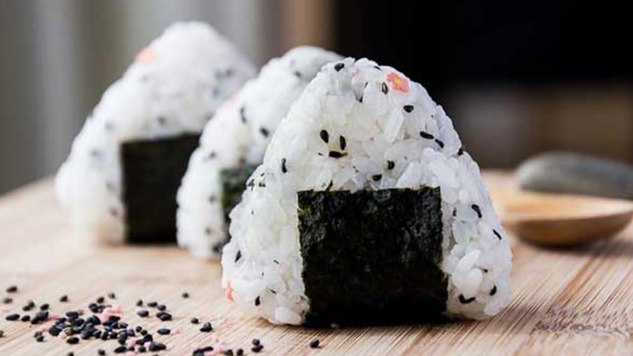 Easy Onigiri Recipe - Japanese Rice Ball Snack | Wandercooks