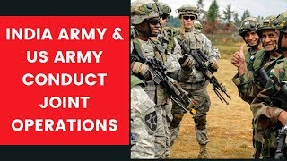 Indian And US Army conduct joint operations |NewsX