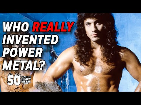 Who Really Invented Power Metal?