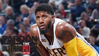 Lakers, Pacers Engaged In Trade Talks For Paul George | Pardon The Interruption | ESPN