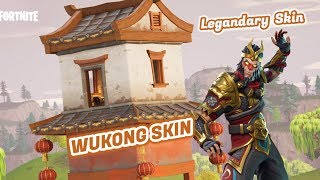 LEGANDARY WUKONG SKIN!! | FORTNITE #2 | Let's Play Fortnite Battle Royale (Deutsch)
