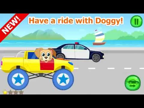 Сar racing videos for children cartoon. Educational car videos for toddlers. Sports cars for kids.