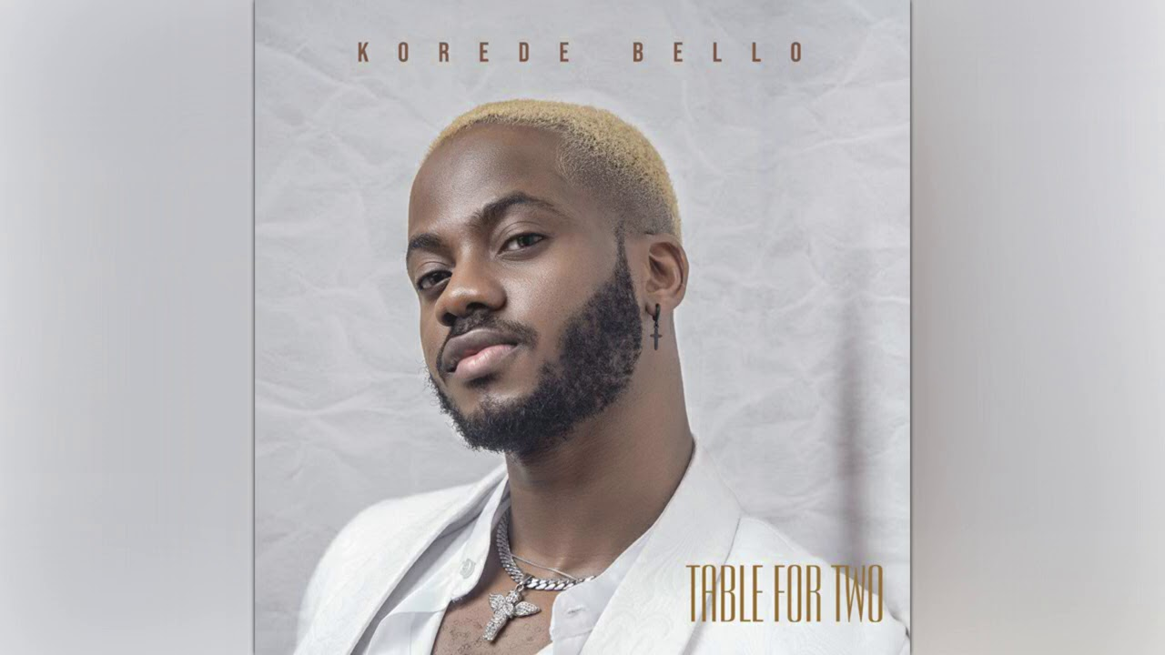 Korede Bello - Table For Two (Official Audio)