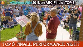 Maddie Poppe  Homecoming Clarksville Iowa American Idol 2018 Finale Top 3