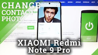 How to Add Photo to Contact in XIAOMI Redmi Note 9 Pro – Personalize Contact