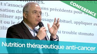 Eric Ménat - Nutrition thérapeutique anti-cancer