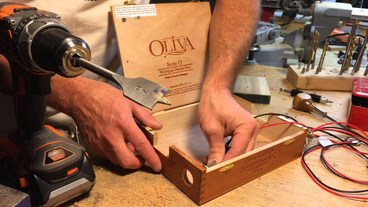 How To Electrify Your Cigar Box Guitar The Easy Way Youtube And Tips Simple Popular Volume Tone Wiring