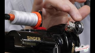 Bobbin Winder Servicing Tutorial for the Singer Featherweight 221 222