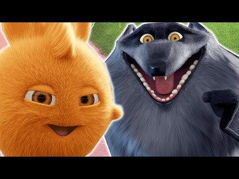 Cartoons For Children | Sunny Bunnies THE BIG GREY WOLF | NEW SEASON | Funny Cartoons For Children