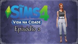 Emille queimou a língua. EP2 - The Sims: Vida na Cidade - KaneYou