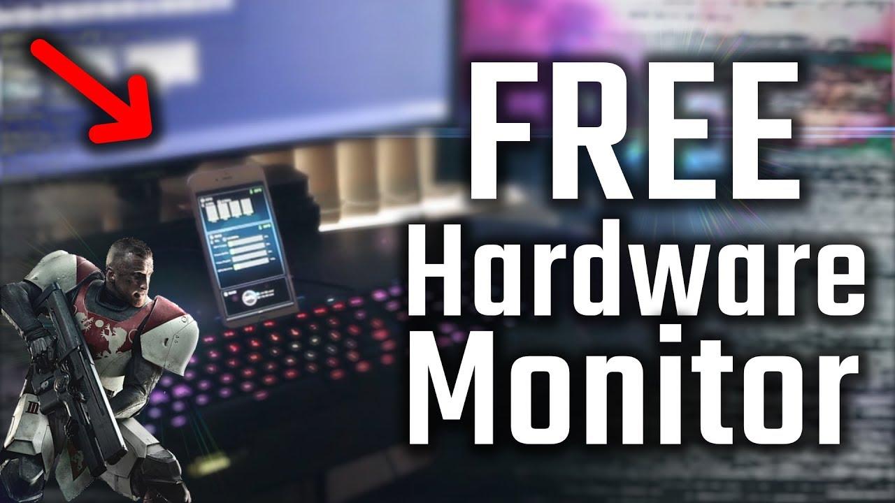A Free PC Hardware Monitor - Logitech ARX Control App
