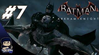 batman arkham knight trke blm 7 davetsiz misafir