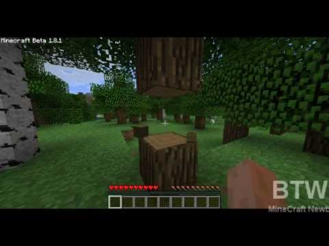 Minecraft Tutorial - Beginners Survival Mode - 01 - Basic Tools and Shelter