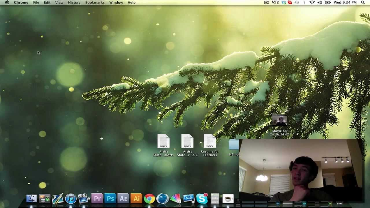 how to change logitech mouse settings on mac