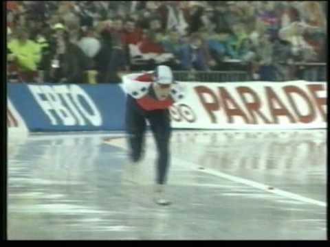 De Olympische Droom (2/6): Koss en Veldkamp trainen 2 jaar samen voor OS 1994