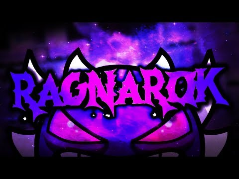 Ragnarok VERIFIED (Extreme Demon) By Knobbelboy And More | On Stream | Geometry Dash