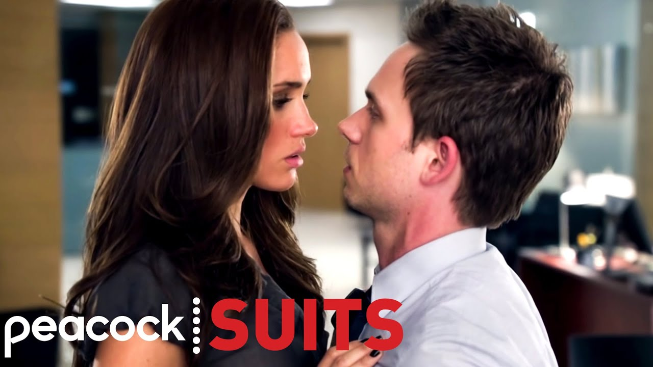 Download Mike and Rachel's First Kiss | Suits