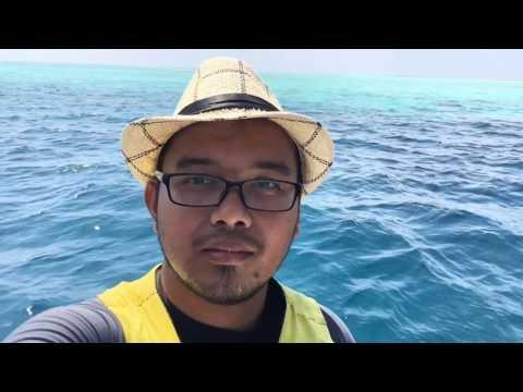 Solo Trip To Maldives Mei 2017