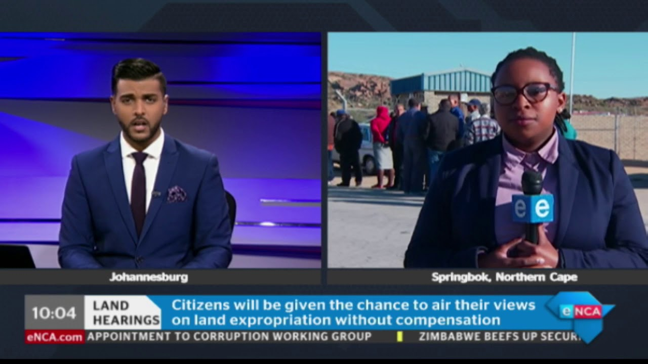 Land debate hearings begin in Northern Cape and Limpopo