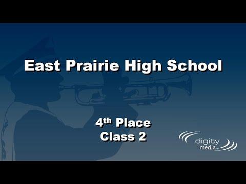 East Prairie High School Band (10-25-14)