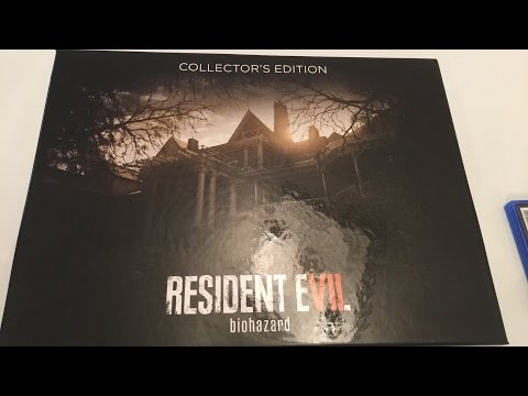 Bio Rezi: My Resident Evil Collection - Resident Evil 7 Collector's Edition (Europe)